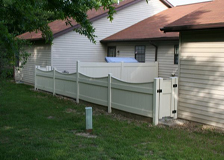Belleville Vinyl Fences